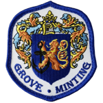 Grove Minting Patch